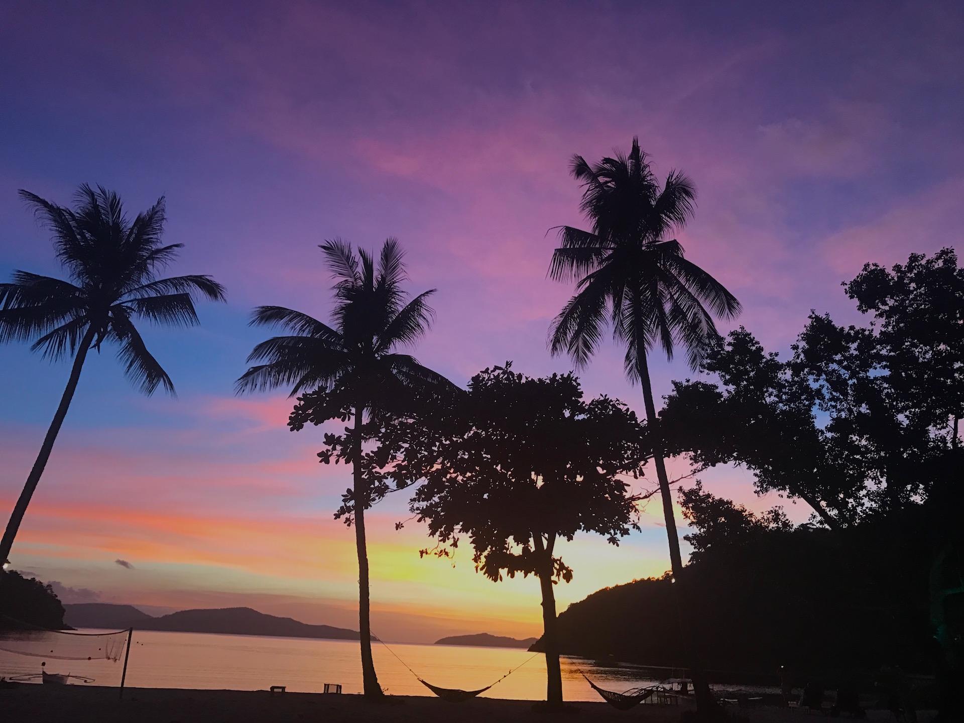 Robinson Crusoe Feeling – Port Barton auf den Philippinen