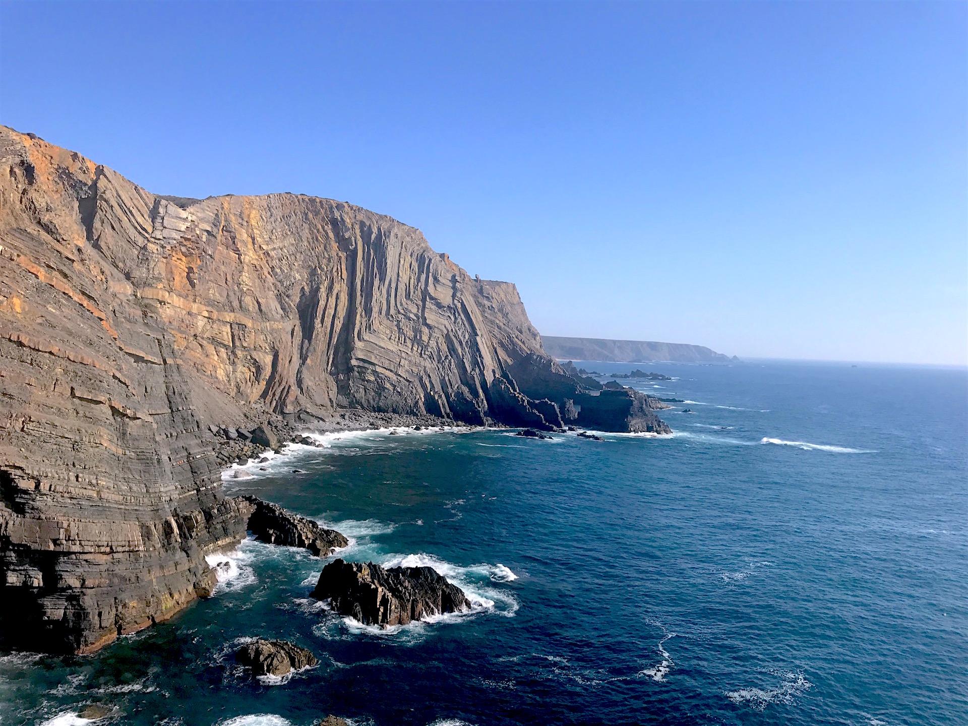 Trekkingtour ans Ende der Welt – Westküste Algarve