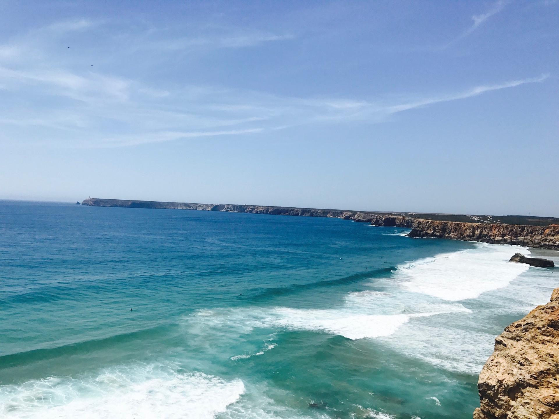 Auf nach Portugal, an die Algarve – erster Überblick